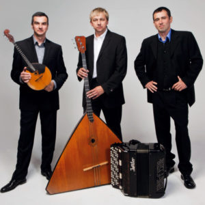 Trio Voronezh Thursday, January 23, 2020 – 7:30 pm
